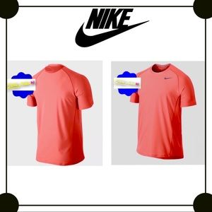 Nike Tennis Dri-Fit Crewneck Tee Shirt